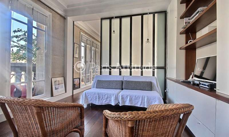 Aluguel Apartamento 1 quarto 50m² rue Reaumur, 2 Paris