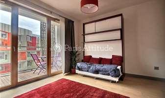 Aluguel Apartamento Quitinete 28m² rue rené blum, 17 Paris