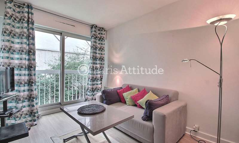 Rent Apartment 1 Bedroom 42m² rue Beccaria, 75012 Paris