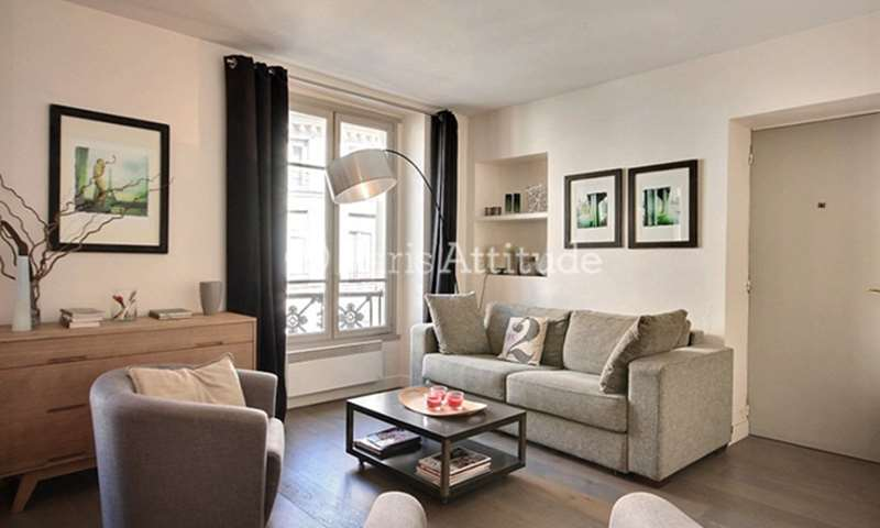 Rent Apartment 1 Bedroom 40m² rue Dauphine, 6 Paris