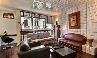 Location Appartement Alcove Studio 36m² rue Traversiere, 12 Paris