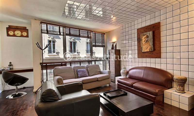 Rent Apartment Alcove Studio 36m² rue Traversiere, 12 Paris