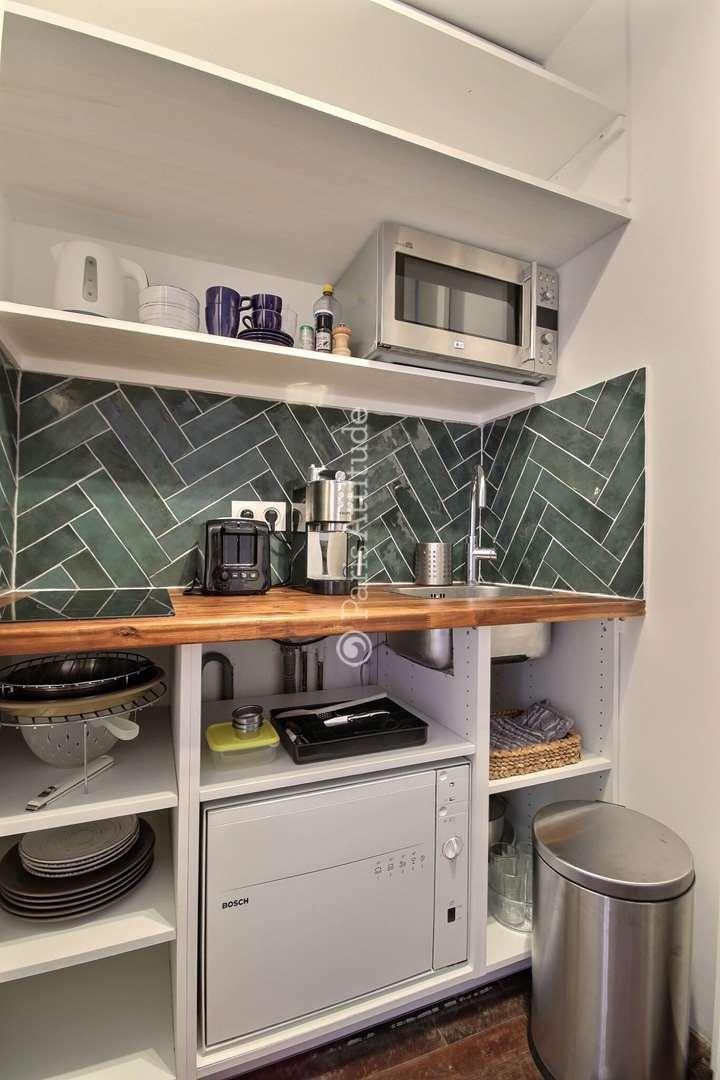 Louer un appartement paris 75012 36m gare de lyon - Ustensiles de cuisine lyon ...
