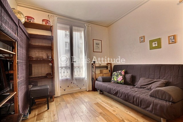 Rent Apartment 1 Bedroom 34m² rue Berzelius, 75017 Paris