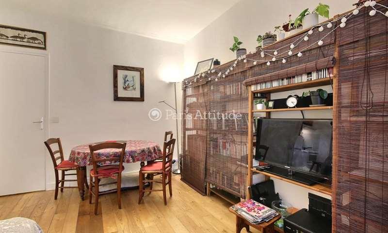 Aluguel Apartamento 1 quarto 34m² rue Berzelius, 17 Paris