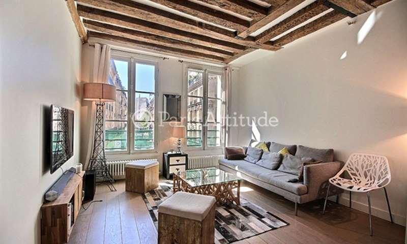 Aluguel Apartamento 1 quarto 47m² rue Saint Denis, 2 Paris