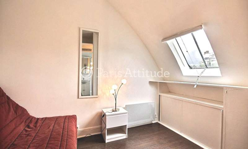 Rent Apartment Studio 22m² rue de la Pompe, 75016 Paris