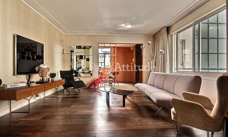 Location Appartement 1 Chambre 60m² avenue Montaigne, 75008 Paris