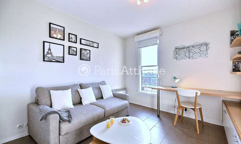 Location Appartement Studio 21m² avenue d Italie, 13 Paris