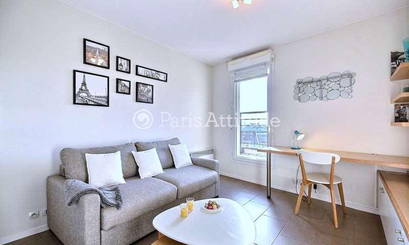 Rent Apartment Studio 21m² avenue d Italie, 75013 Paris