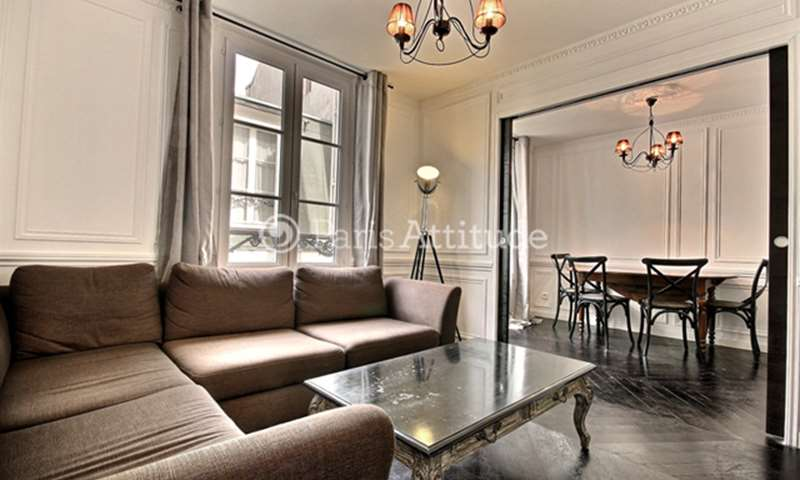 Rent Apartment 1 Bedroom 43m² rue Pierre-Fontaine, 75009 Paris