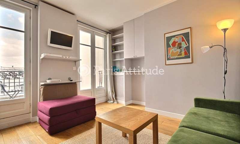 Location Appartement Studio 25m² rue Lulli, 75002 Paris