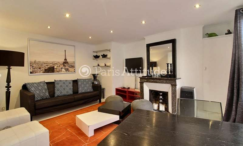 Rent Apartment 1 Bedroom 44m² rue du Faubourg Saint Honore, 75008 Paris