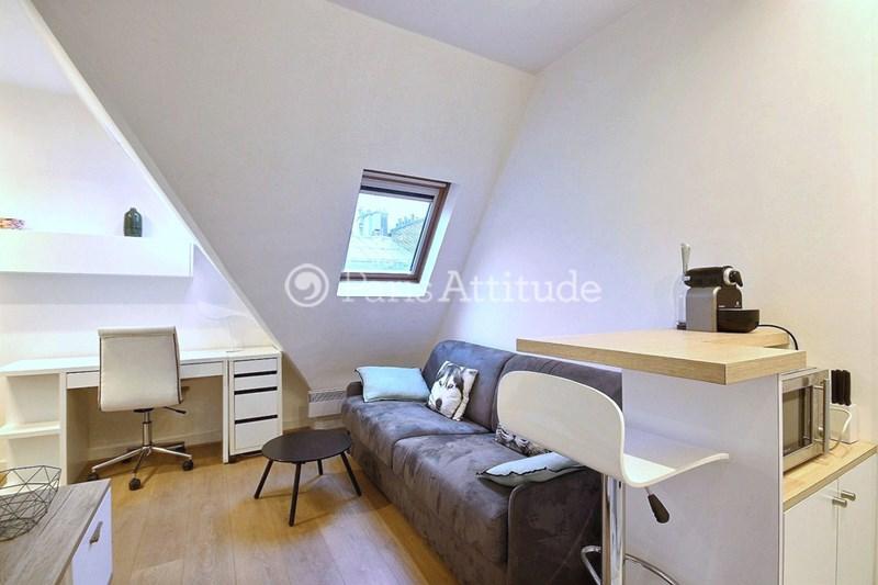 Location Appartement Studio 17m² square du Roule, 75008 Paris