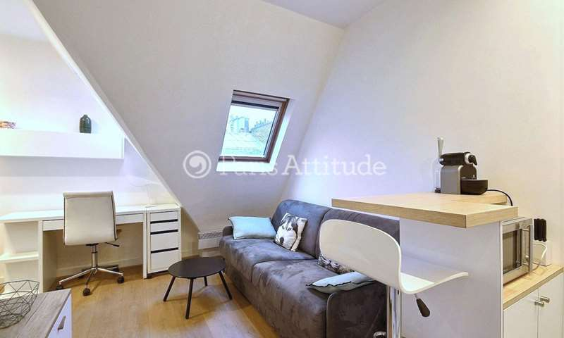 Rent Apartment Studio 17m² square du Roule, 75008 Paris