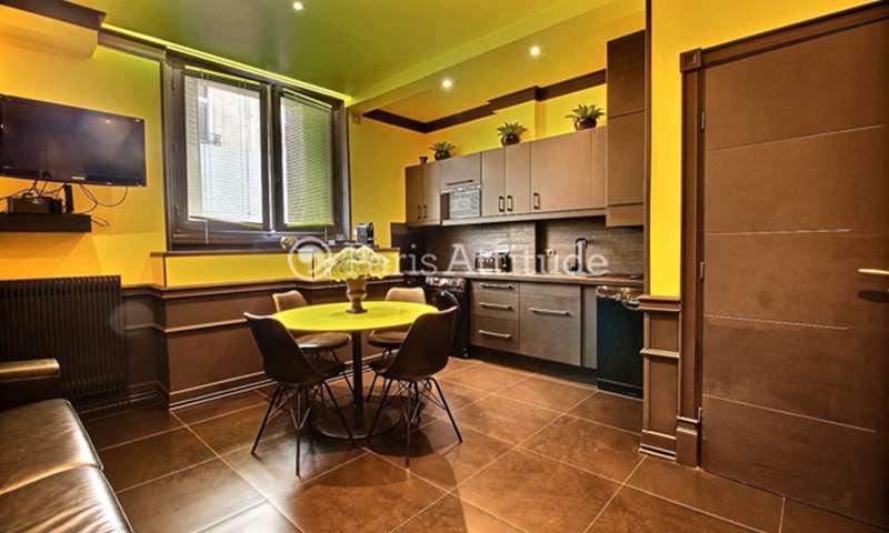 Rent Apartment 1 Bedroom 47m² rue Magellan, 8 Paris