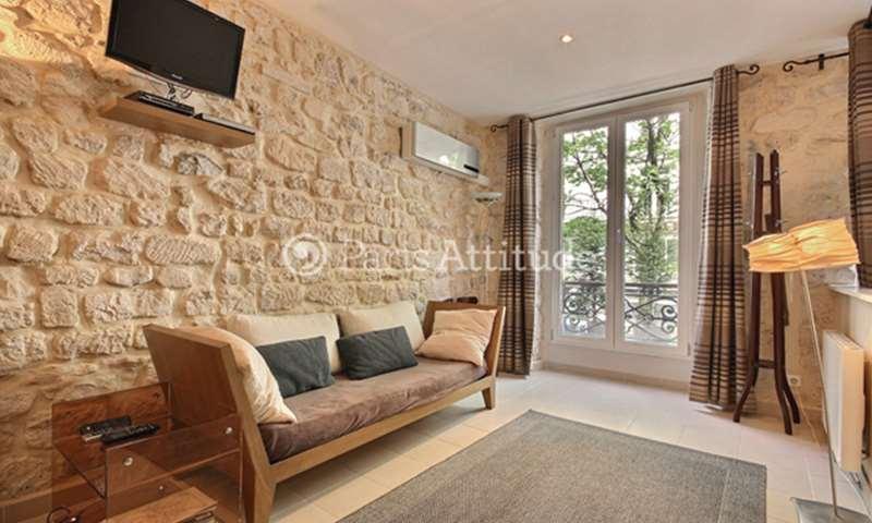 Rent Apartment Alcove Studio 38m² rue Saint Denis, 1 Paris