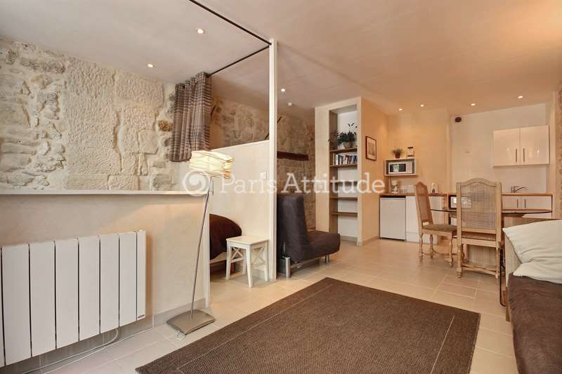 Louer un appartement paris 75001 38m chatelet les for Salon de the chatelet