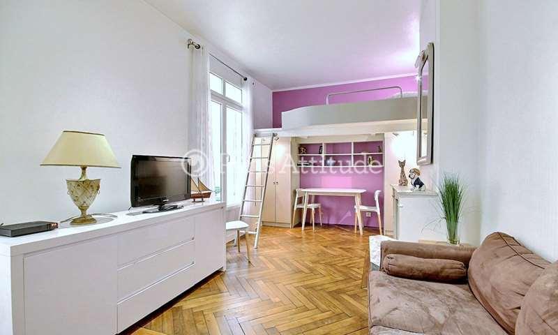 Rent Apartment Studio 24m² cite de Trevise, 75009 Paris
