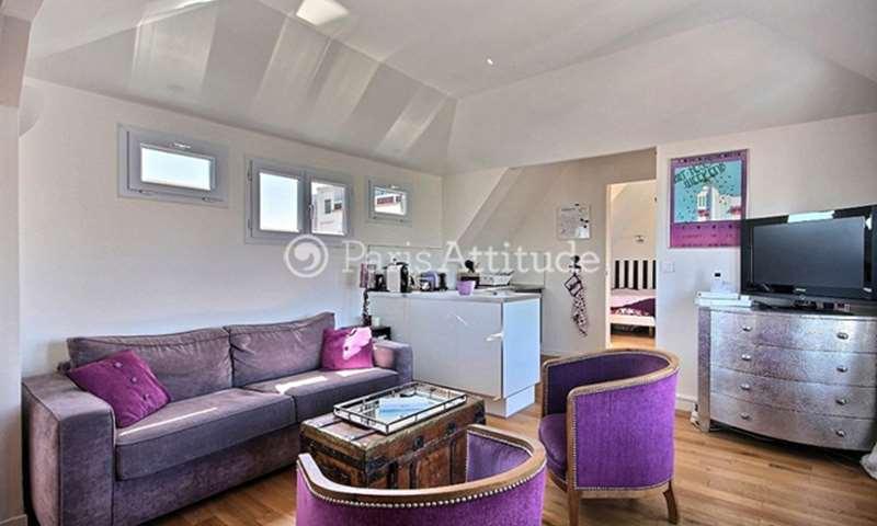 Location Appartement 1 Chambre 30m² rue Rouelle, 15 Paris