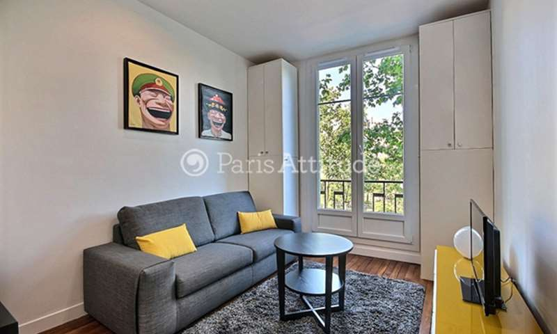 Rent Apartment 1 Bedroom 29m² rue Gros, 16 Paris