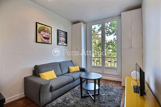 Aluguel Apartamento mobiliado 1 quarto 29m² rue Gros, 75016 Paris