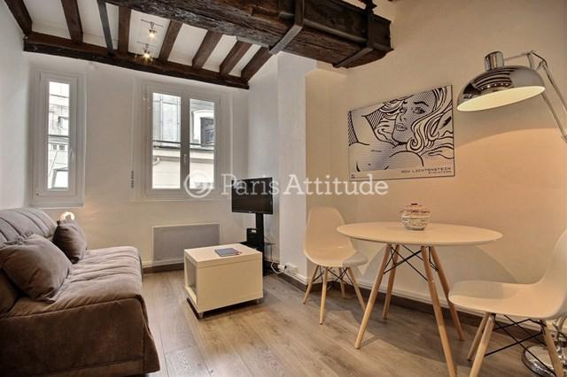 Location Appartement Studio 19m² rue Herold, 75001 Paris