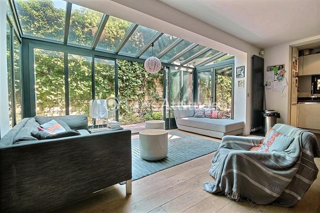 Louer un maison de ville boulogne billancourt 92100 - Maison jardin fille boulogne billancourt ...