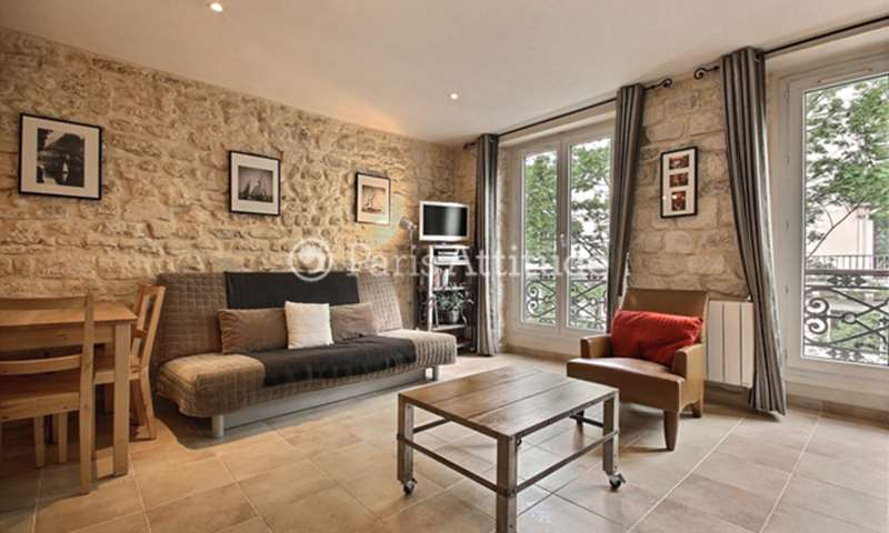 Rent Apartment 1 Bedroom 46m² rue Saint Denis, 1 Paris