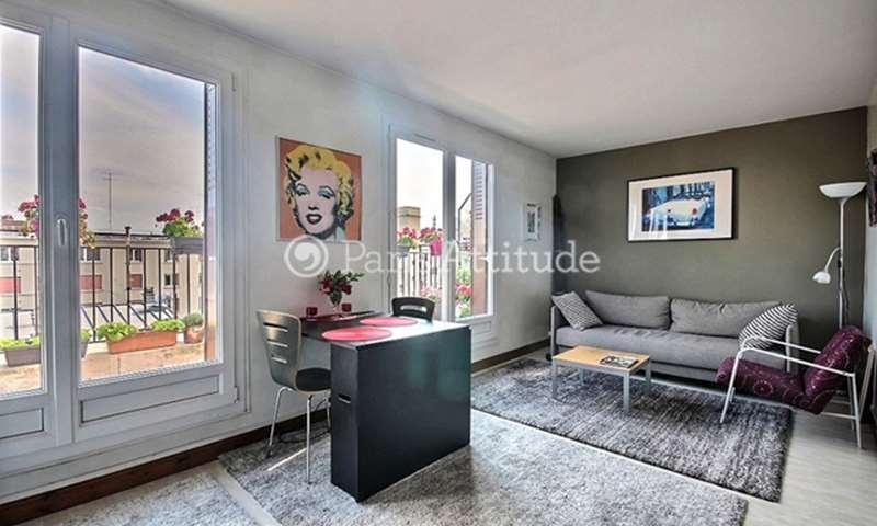 Location Appartement 1 Chambre 51m² rue de Toul, 75012 Paris