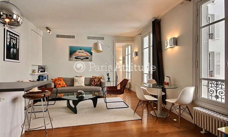 Rent Apartment 1 Bedroom 50m² rue Copernic, 16 Paris