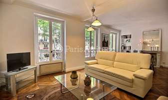 Rent Apartment 2 Bedrooms 70m² boulevard Saint Germain, 5 Paris