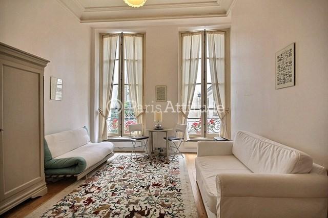 Rent Apartment Studio 26m² rue Saint Joseph, 75002 Paris