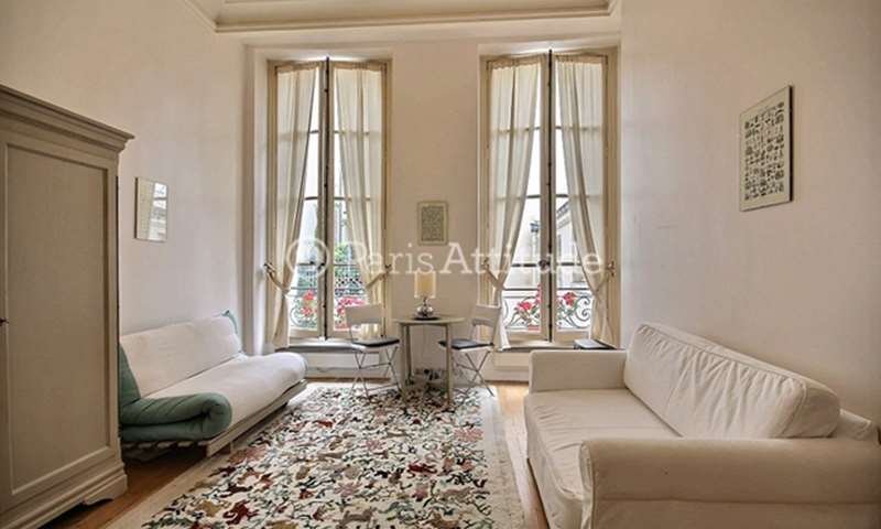 Location Appartement Studio 26m² rue Saint Joseph, 75002 Paris