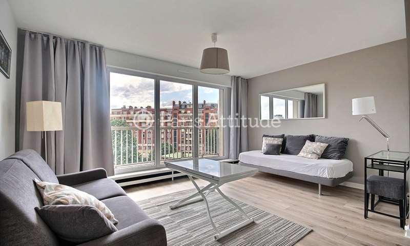Rent Apartment Studio 37m² boulevard Murat, 16 Paris