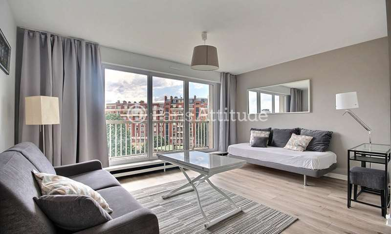 Rent Apartment Studio 37m² boulevard Murat, 75016 Paris