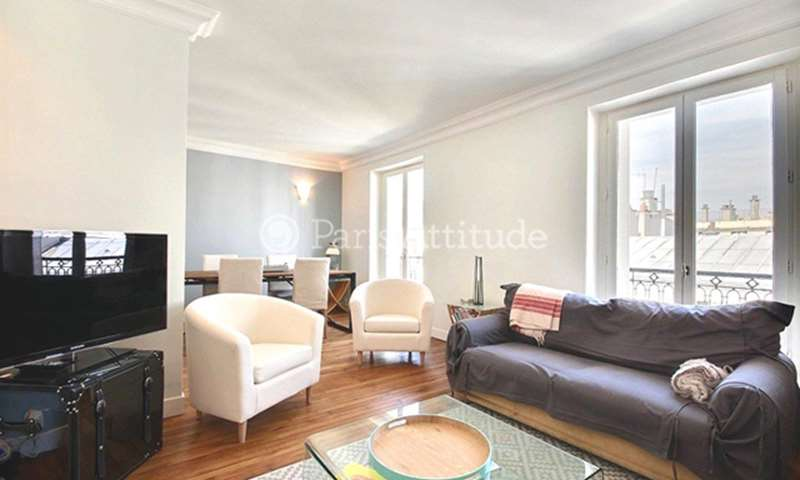 Rent Apartment 1 Bedroom 60m² Rue Madeleine Michelis, 92200 Neuilly sur Seine