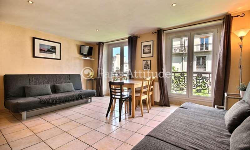 Rent Apartment 1 Bedroom 46m² rue Saint Denis, 1 Paris
