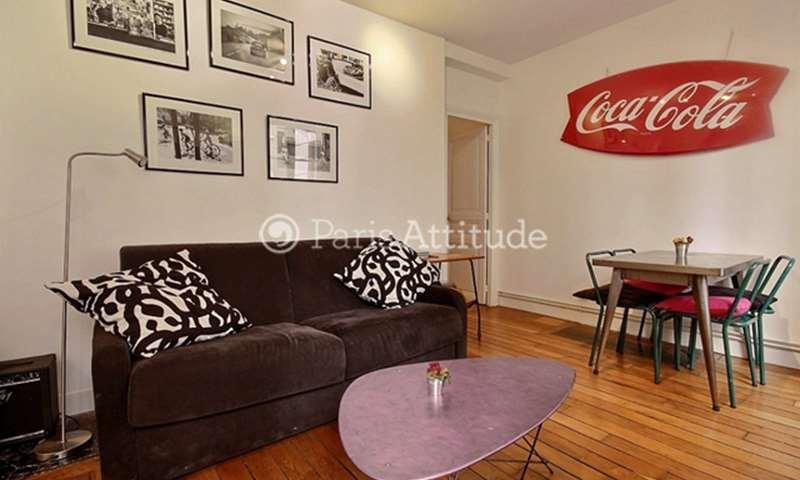 Location Appartement 1 Chambre 40m² rue des Tournelles, 75004 Paris
