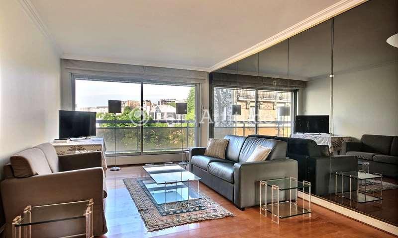 Rent Apartment 2 Bedroom 88m² rue Raffet, 75016 Paris
