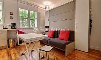 Rent Apartment Studio 17m² rue Dupetit Thouars, 3 Paris