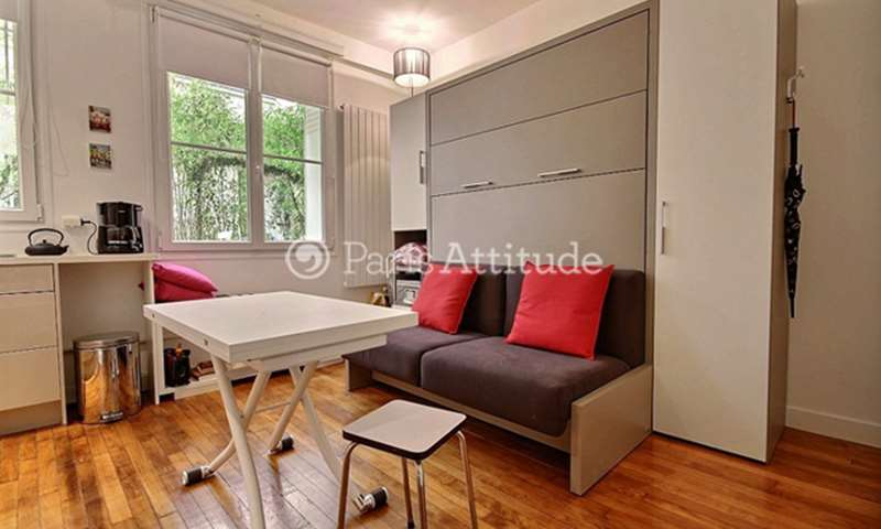 Rent Apartment Studio 17m² rue Dupetit Thouars, 3 Paris