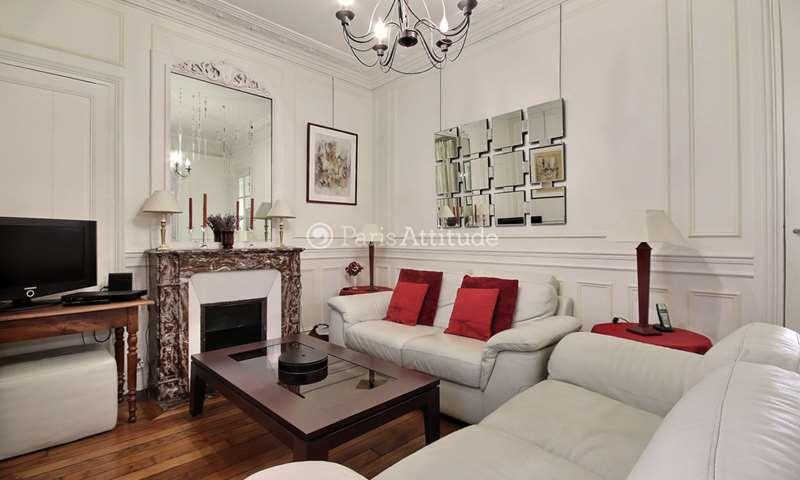 Location Appartement 2 Chambres 76m² avenue Rene Coty, 14 Paris