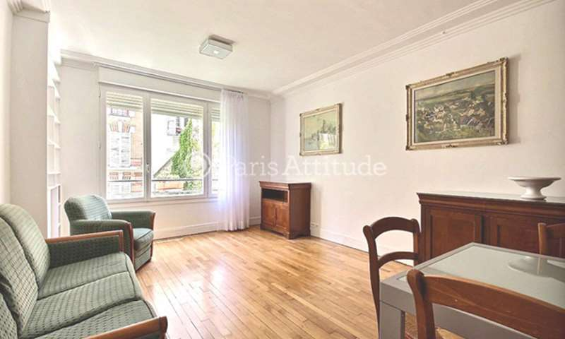 Rent Apartment 2 Bedrooms 60m² rue Boileau, 16 Paris