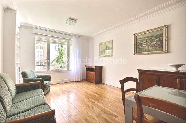 Louer Appartement meublé 2 Chambres 60m² rue Boileau, 75016 Paris