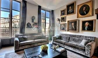 Aluguel Apartamento 1 quarto 60m² rue de la Banque, 2 Paris