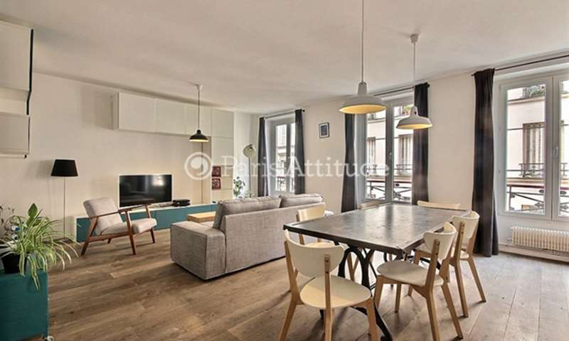 Rent Apartment 2 Bedroom 95m² rue de Paradis, 75010 Paris