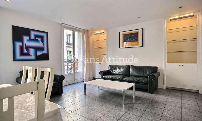 Rent Apartment 3 Bedrooms 105m² rue Barye, 17 Paris