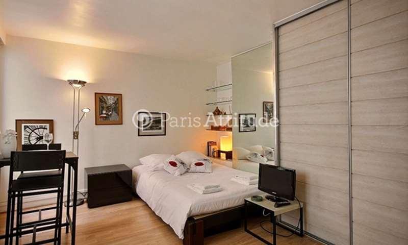 Aluguel Apartamento Quitinete 18m² rue des Petits Carreaux, 75002 Paris