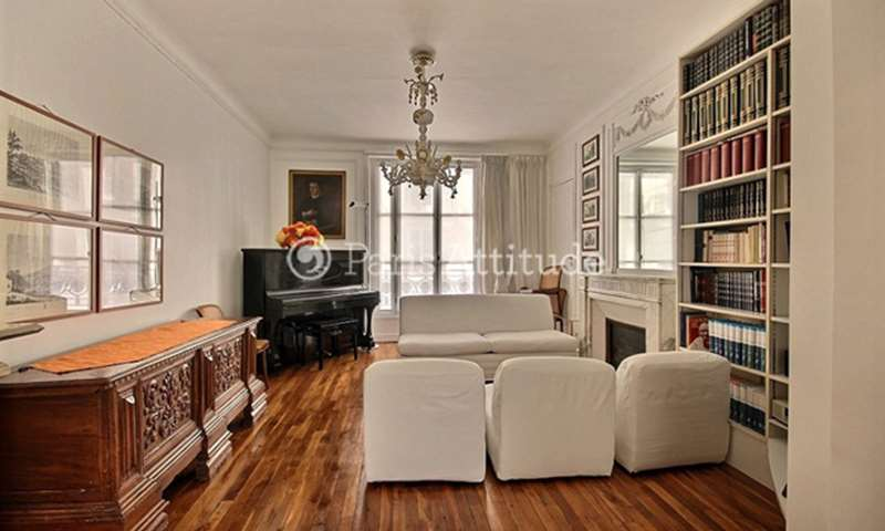 Rent Apartment 2 Bedrooms 82m² rue Lyautey, 16 Paris